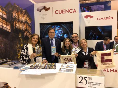 La presentación de Cuenca contará con la presencia de Cruz Novillo, show cooking, degustación y un estreno de película