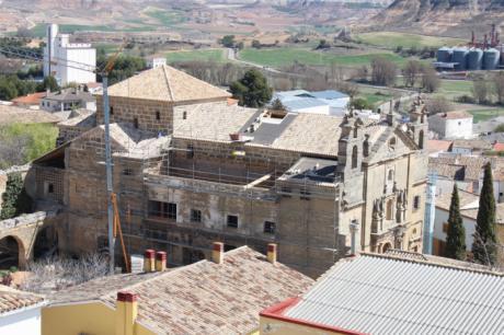 El Monasterio 'Santo Domingo de Guzmán' de Huete sale de lista roja de Patrimonio Hispania Nostra