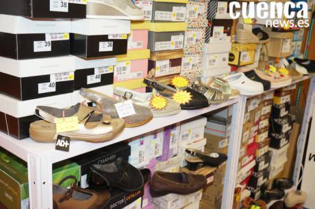 """El Recinto Ferial de """"La Hípica"""" ya acoge una nueva edición de la Feria de Stock del Comercio de Cuenca"""