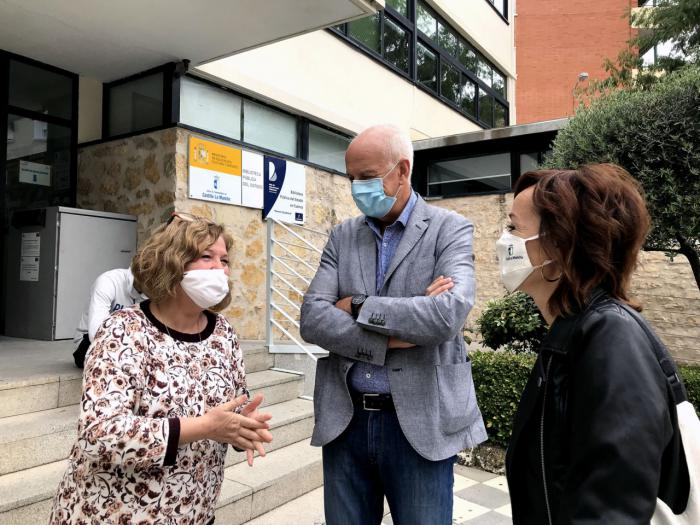 Dolores García nueva directora de la biblioteca 'Fermín Caballero'
