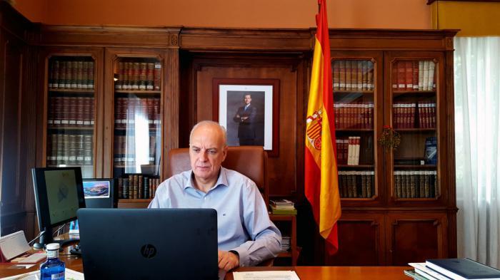 Juan Rodríguez , subdelegado del Gobierno en Cuenca