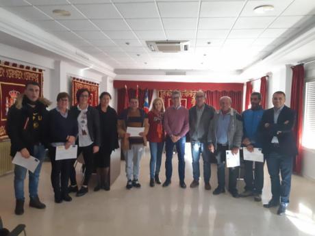 La Junta ha facilitado la contratación de diez personas para la rehabilitación del silo de Motilla del Palancar