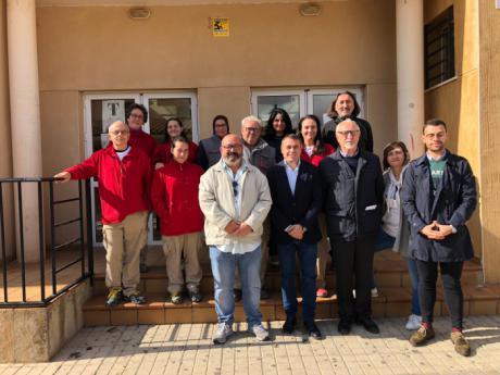 La Junta facilita la contratación de diez personas en Sisante a través de un taller de empleo