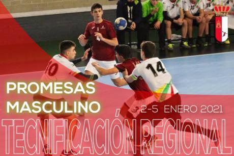 La Federación de Balonmano hará una Tecnificación Deportiva para la Generación Promesas a principios del 2021