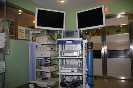 Se invierte un millón de euros en renovar el aparataje médico del Hospital Virgen de la Luz