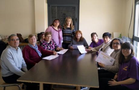 Concluye en Talayuelas un taller de envejecimiento activo