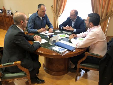 Invierte en Cuenca conoce las posibilidades de Tarancón de mano de su alcalde