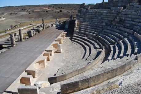 El Parque Arqueológico de Segóbriga celebra la Navidad con horario ininterrumpido y visitas guiadas gratuitas