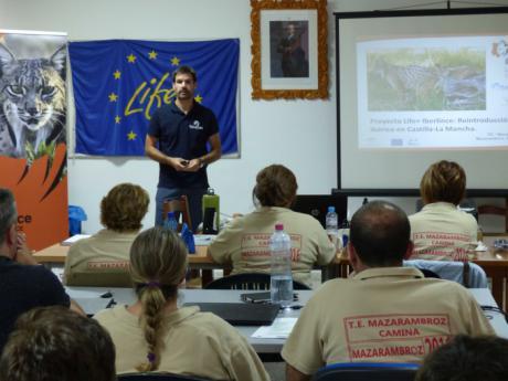 Mazarambroz apuesta por el desarrollo local de la mano del lince ibérico