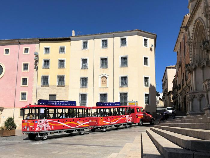 Cuenca celebra el Día Mundial del Turismo con visitas teatralizadas gratuitas a los túneles-refugio de Calderón de la Barca