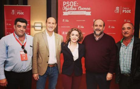 Trinidad Albendea Roa será la candidata socialista en La Alberca de Záncara