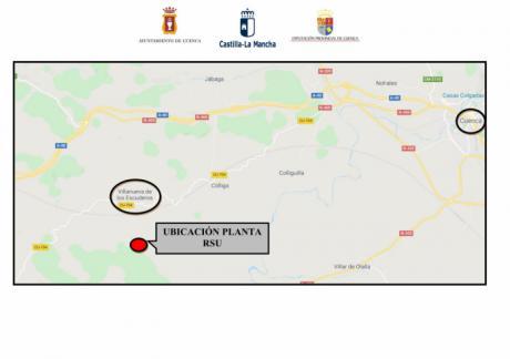 Martínez Chana anuncia que la nueva planta de residuos sólidos urbanos se ubicará en el paraje del Puntalón