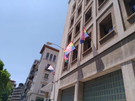 UGT Cuenca presenta una guía para luchar contra la LGTBIfobia en el ámbito laboral de la provincia