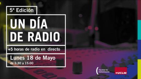 Un centenar de estudiantes de la Facultad de Comunicación participan en la V edición de 'Un día de radio'