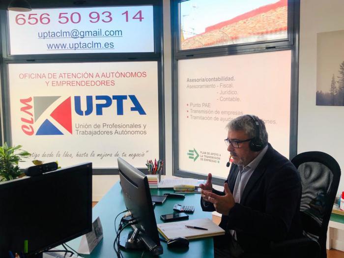 """UPTA ensalza el """"aguante"""" de los autónomos este 2020 y pide un plan de acción autonómico frene a la previsible 3ª ola"""