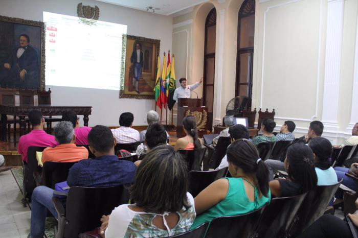 Erasmus Online en el campus de Cuenca