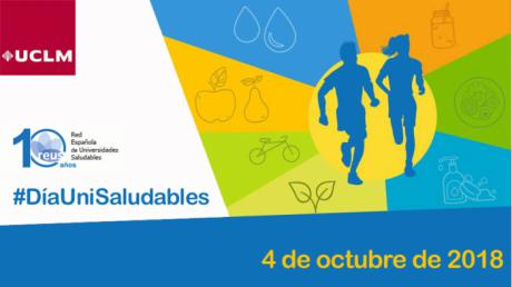 La UCLM se sumará el 4 de octubre al Día de las Universidades Saludables