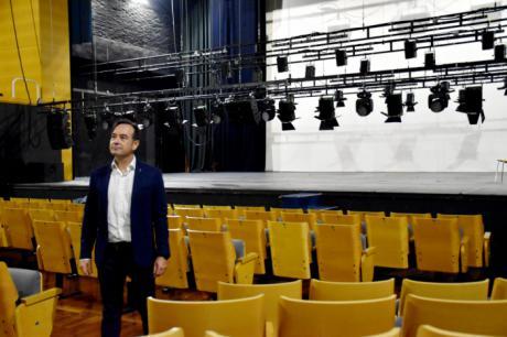 La Diputación contratará una actuación a todos los grupos culturales de la provincia para que sea grabada en el Auditorio