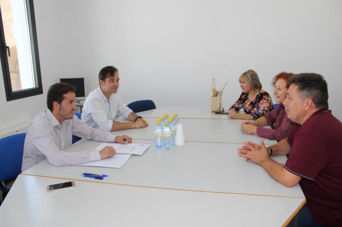 Diputación subvenciona con 4.000 euros el proyecto de Artistas Sin Fronteras de Iniesta y el Ayuntamiento aporta otros 1.800 euros