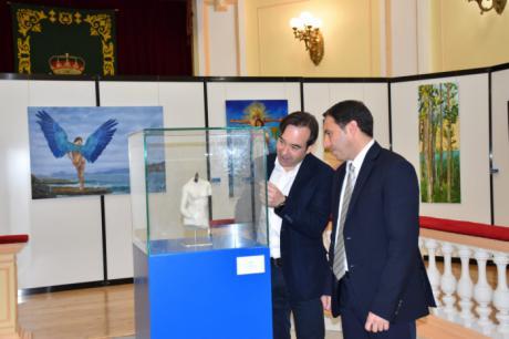 La Diputación presenta la exposición colectiva 'Venus' donde participan 12 mujeres y 6 hombres