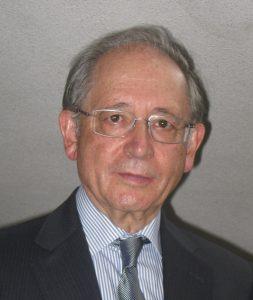 En imagen Vicente Pérez Moreda