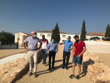 El convento de los Dominicos de Villaescusa de Haro recibe una inversión de 320.000 euros gracias al Gobierno de España y la Diputación