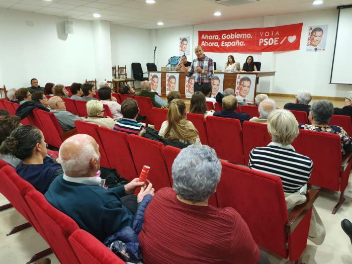 El PSOE apela a la sintonía entre todas las administraciones para sacar adelante proyectos para la provincia de Cuenca