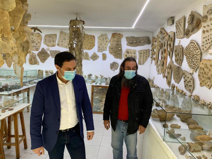 Diputación invierte 430.000 euros en mejorar el camino que une Buenache de la Sierra y Valdecabras