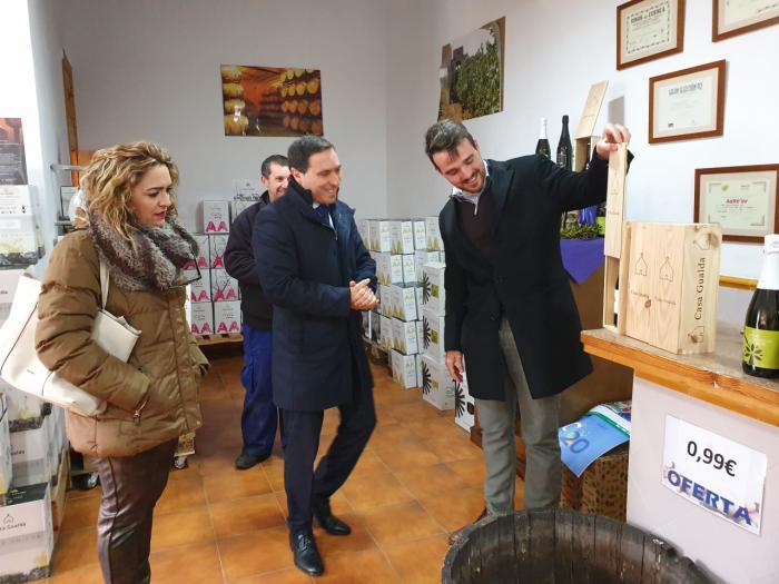 Diputación pondrá en marcha una campaña para promocionar los productos agroalimentarios conquenses estas navidades