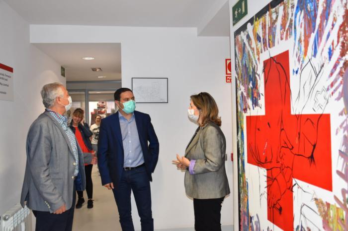 La Diputación ha destinado casi 800 mil euros en ayudas sociales desde que comenzó la crisis de la Covid-19
