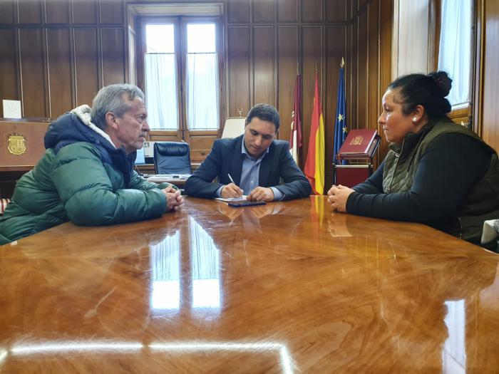 Diputación colaborará con el Ayuntamiento de La Cierva para impulsar el turismo paleontológico en esta zona de Cuenca