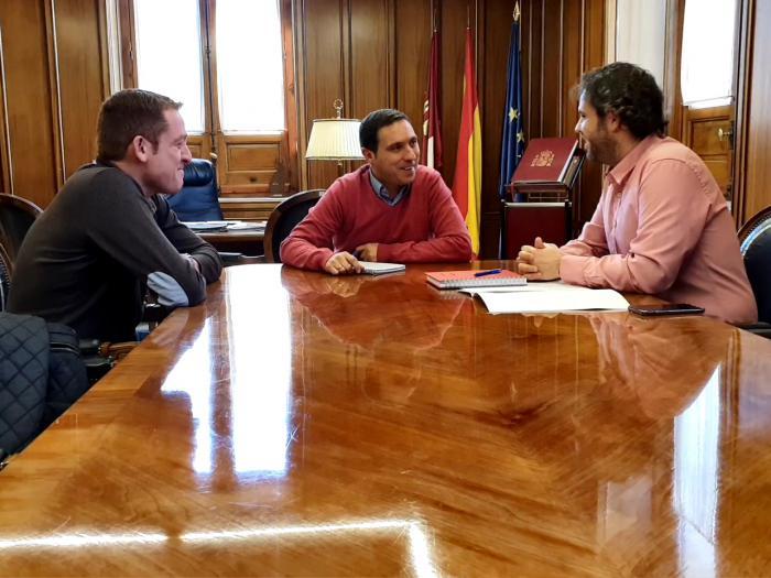 Diputación invertirá 420.000 euros en la carretera que une Mota del Cuervo y Las Mesas