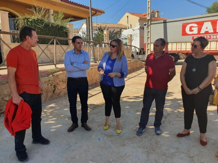Diputación enviará técnicos provinciales a El Picazo para buscar soluciones al problema de las inundaciones