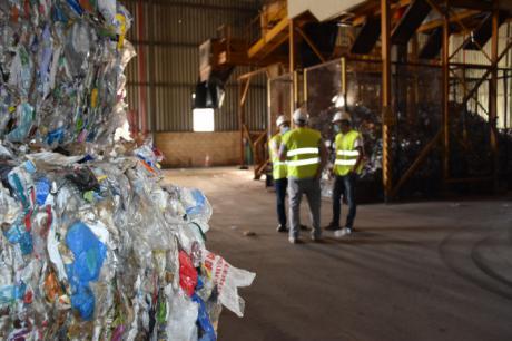 La provincia ha reciclado 160 toneladas más en el primer semestre del año de cartón y plásticos