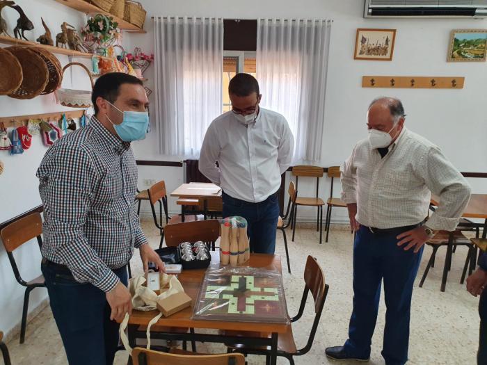"""Martínez Chana destaca que el aumento del dinero destinado a pedanías sumado al POS Bienal """"está suponiendo una revolución para los municipios pequeños"""""""