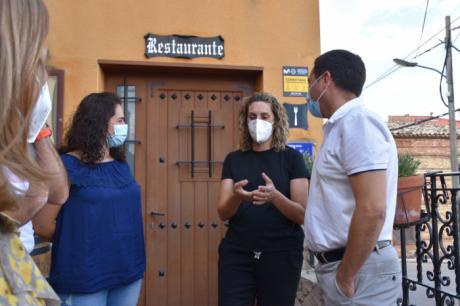 """Martínez Chana pone en valor la figura de la """"mujer rural emprendedora"""" como pilar para fijar población en los pueblos"""