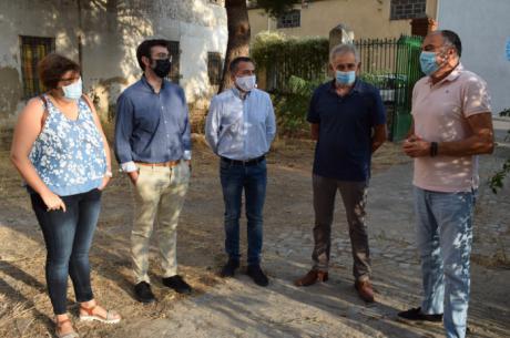 Diez personas son contratadas en Tarancón para la rehabilitación del ´Hospitalillo´