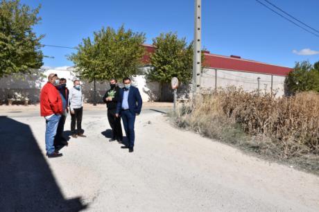 Se invertirá 141.000 euros para desviar el tráfico pesado del centro urbano de Torrubia del Campo