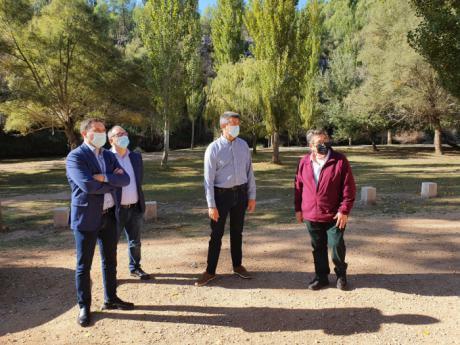 Se invertirán 40.000 euros en acondicionar el camino de acceso a la playeta de Víllora
