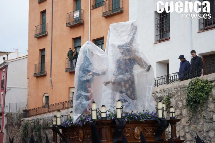 La lluvia empañará los días festivos de la Semana Santa