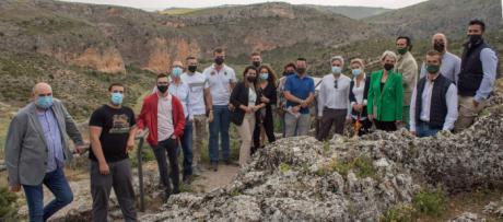 Valverde de Júcar se convierte en el epicentro de los jóvenes de VOX Cuenca