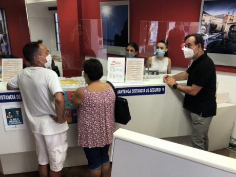 Cuenca registra en la primera quincena de agosto casi un 50% más de visitantes que en la de 2020 y un 45% más que en la de 2019