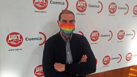 Vicente Martínez Hérraiz, elegido nuevo secretario general de UGT Cuenca