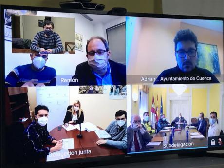 Presentado el Plan de Vialidad Invernal 2020/21 para la provincia de Cuenca
