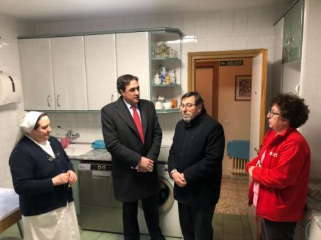 El Ayuntamiento destinó 50.000 euros al albergue municipal de transeúntes con 562 personas atendidas en 2018