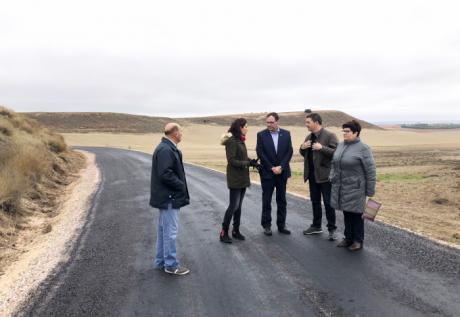 Diputación destina cerca de 140.000 euros al arreglo del camino entre Montalbanejo y Alconchel de la Estrella