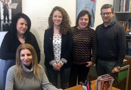 El Instituto de la Mujer invierte 25.800 euros en la renovación de los equipos informáticos de todos los centros de la mujer de la provincia