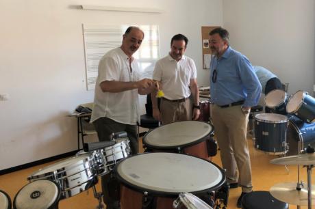 La Escuela Municipal de Música ofertará un taller de folclore el próximo curso escolar