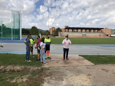La Junta de Gobierno Local aprueba diversos asuntos de cara a los preparativos del Campeonato de España de Atletismo Sub16 por autonomías
