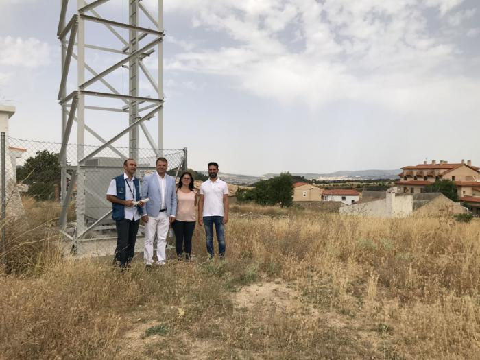 La Junta ha triplicado el despliegue de banda ancha móvil en la provincia de Cuenca en lo que va de legislatura